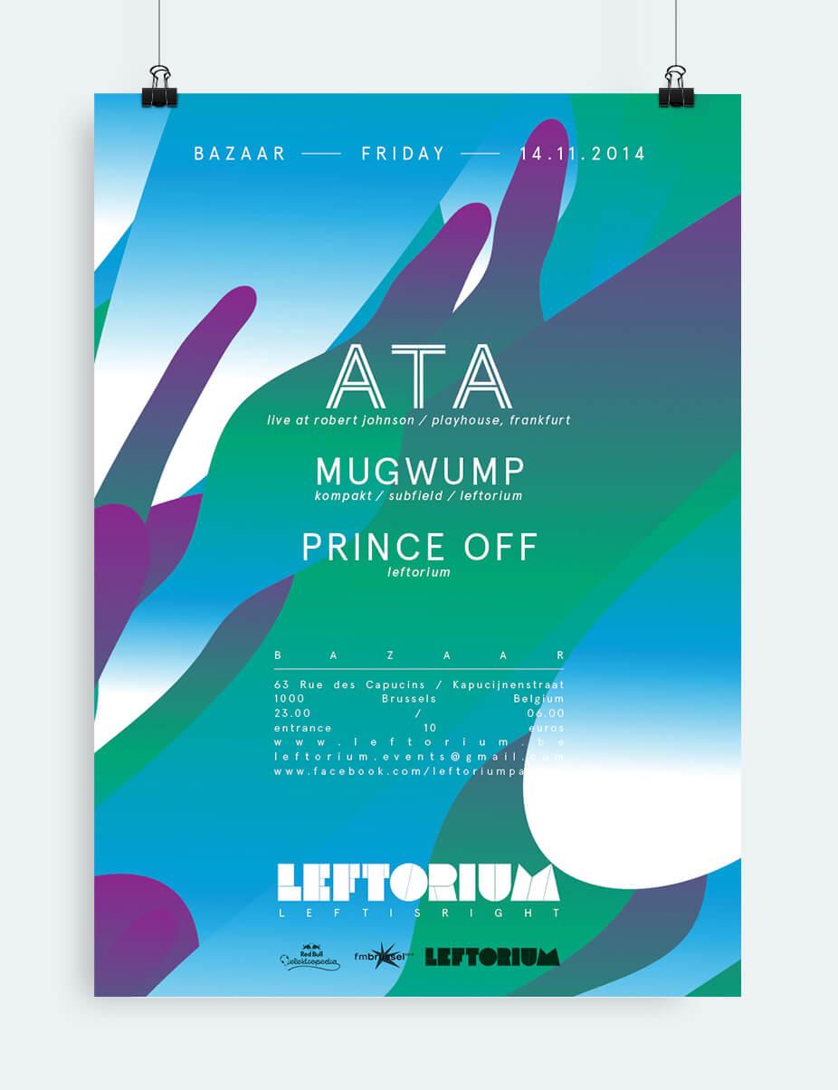 poster leftorium 3D 2