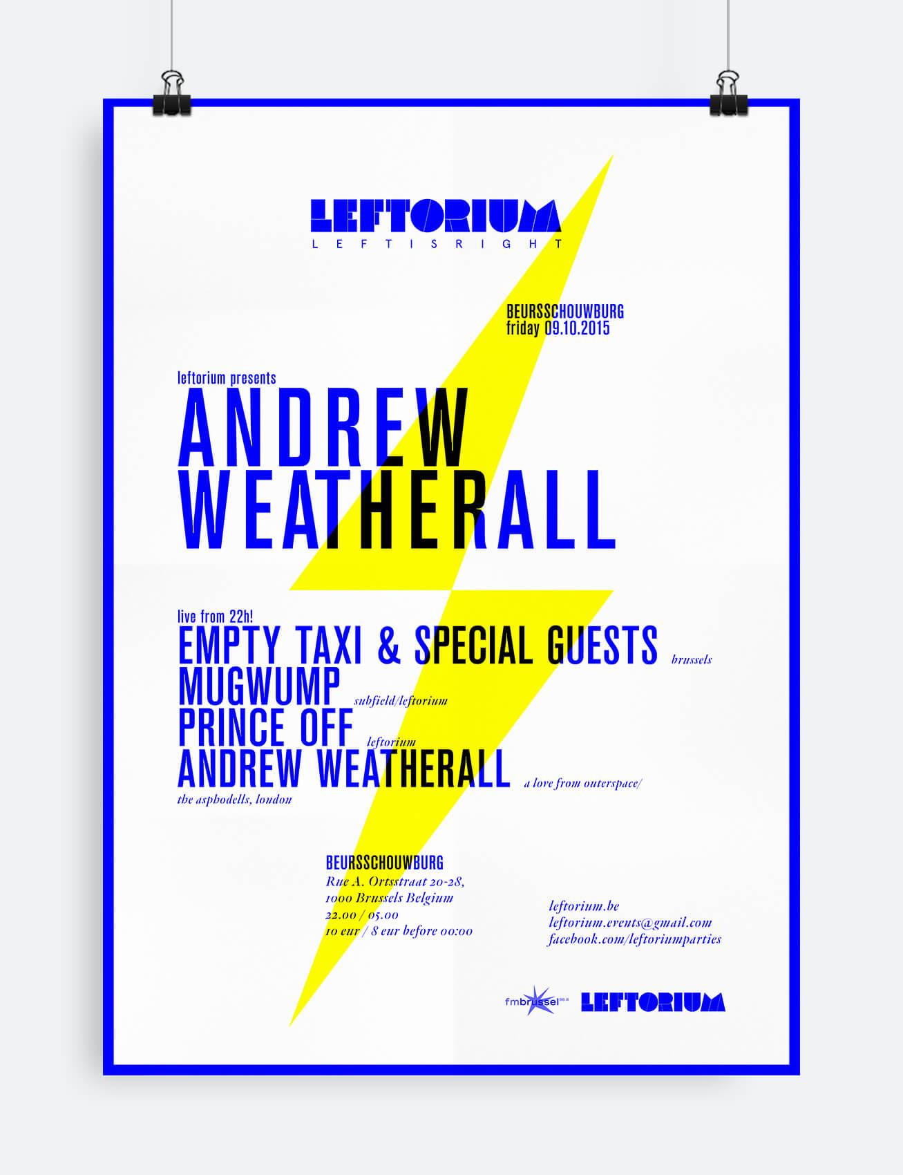 poster leftorium 3D 7