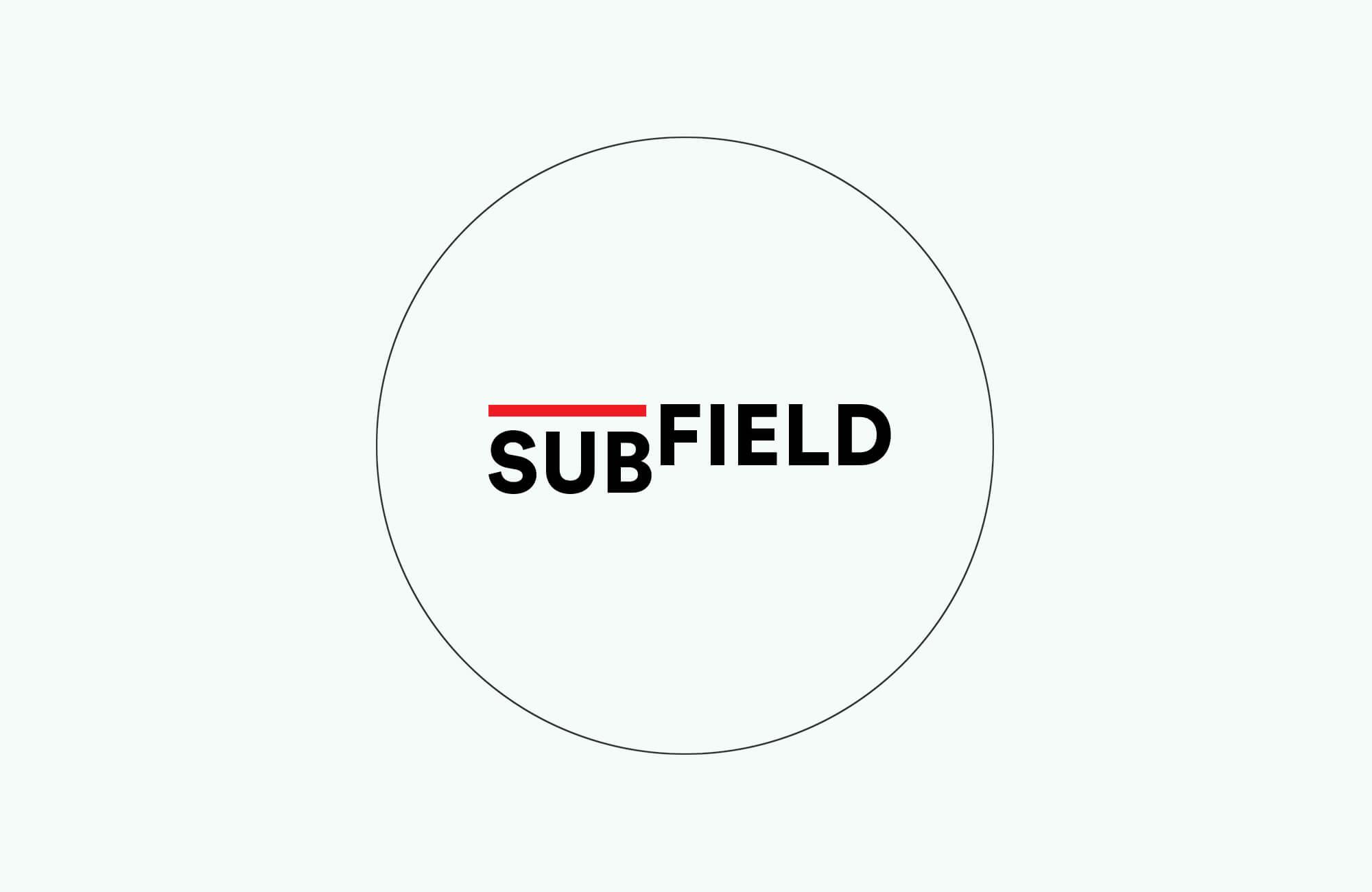 subfield logo